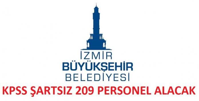 İzmir Personel Alımı