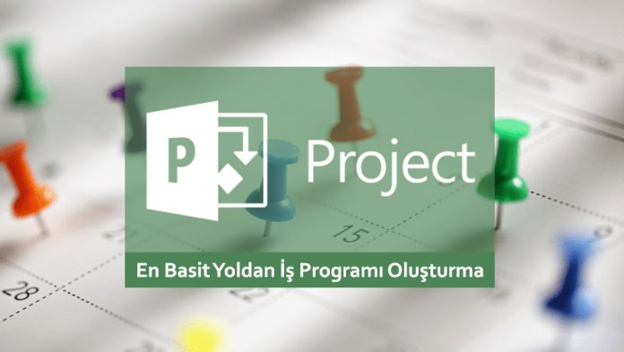 ms project eğitimi